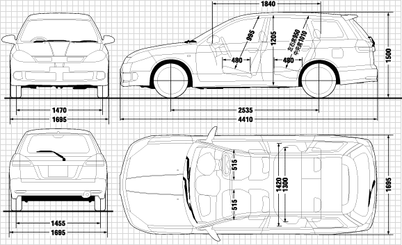 Nissan Wingroad Y11 2003 Smcarsnet Car Blueprints Forum: Nissan Wingroad Y11 Wiring Diagram At Shintaries.co