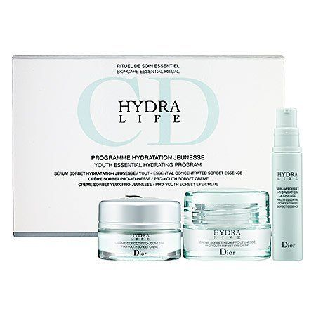 Dior Hydra Life Youth Essential Hydrating Program By Dior 55 00 What It Is A Deeply Moisturizing Set Of Hydra Life Skincare Set Skin Care Beauty Skin Care