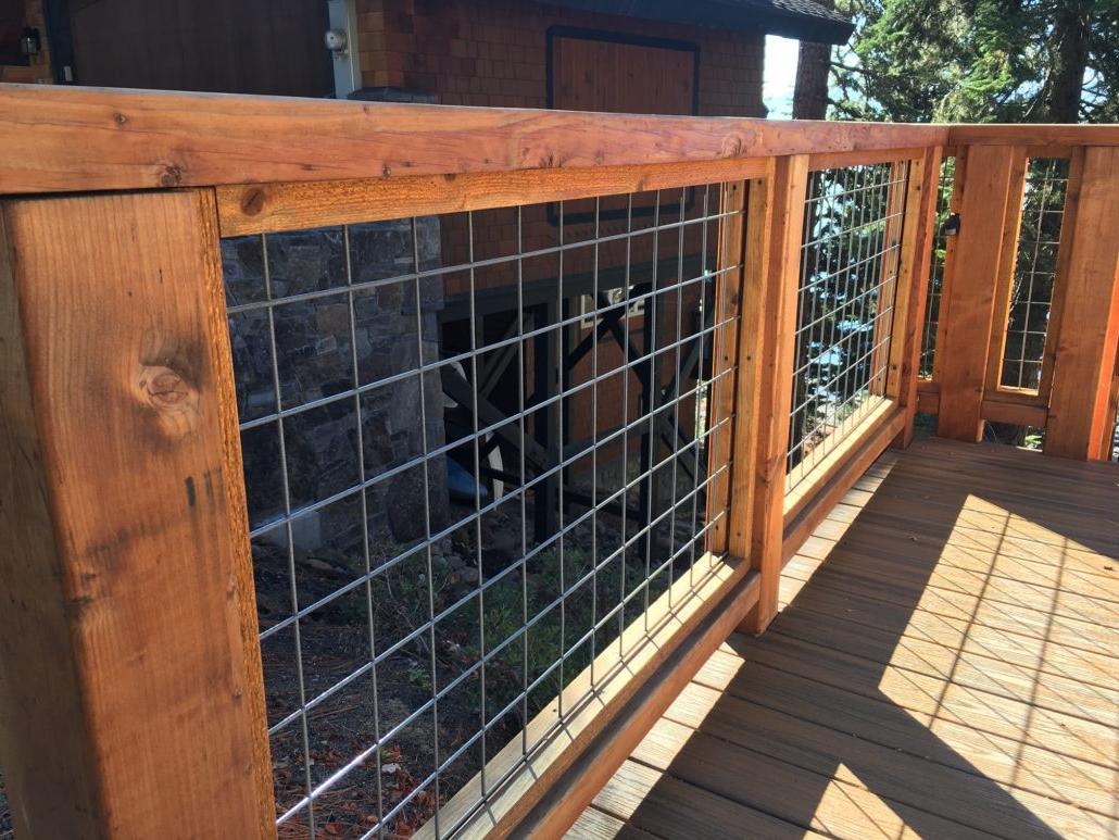 lattice railing for deck - Google Search | Deck railings ...
