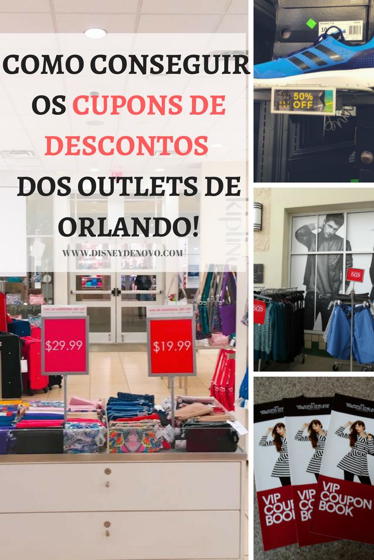0f22c5966f0 Cupons de desconto do Premium Outlets Orlando