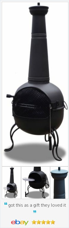 #Fire #Pit Grill Outdoor Cooking Patio #BBQ Chiminea Backyard Camping Round Screen