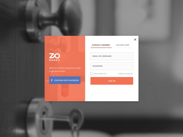 Pocket: 介面設計靈感 #3「76 組令人驚嘆的註冊介面靈感!」 — 奧革設計