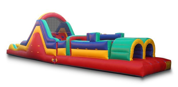 Obstacle Course Splash Pool Kangaroo Inflatables Splash Pool Commercial Bounce House Sale House