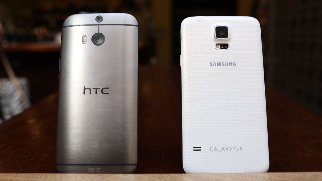 Samsung Edges Htc In New Android Phones