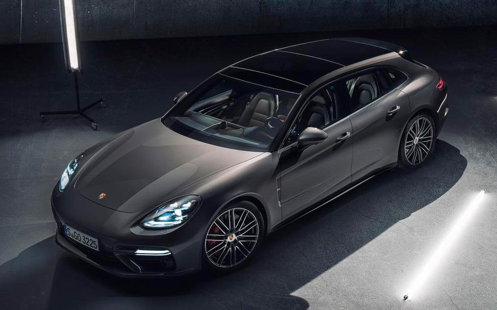 Previa Salón De Ginebra 2017 Porsche Panamera Sport Turismo En Autoshows Miercoles 01 Marzo Compartir Por Fin Devela La Muy Esperada