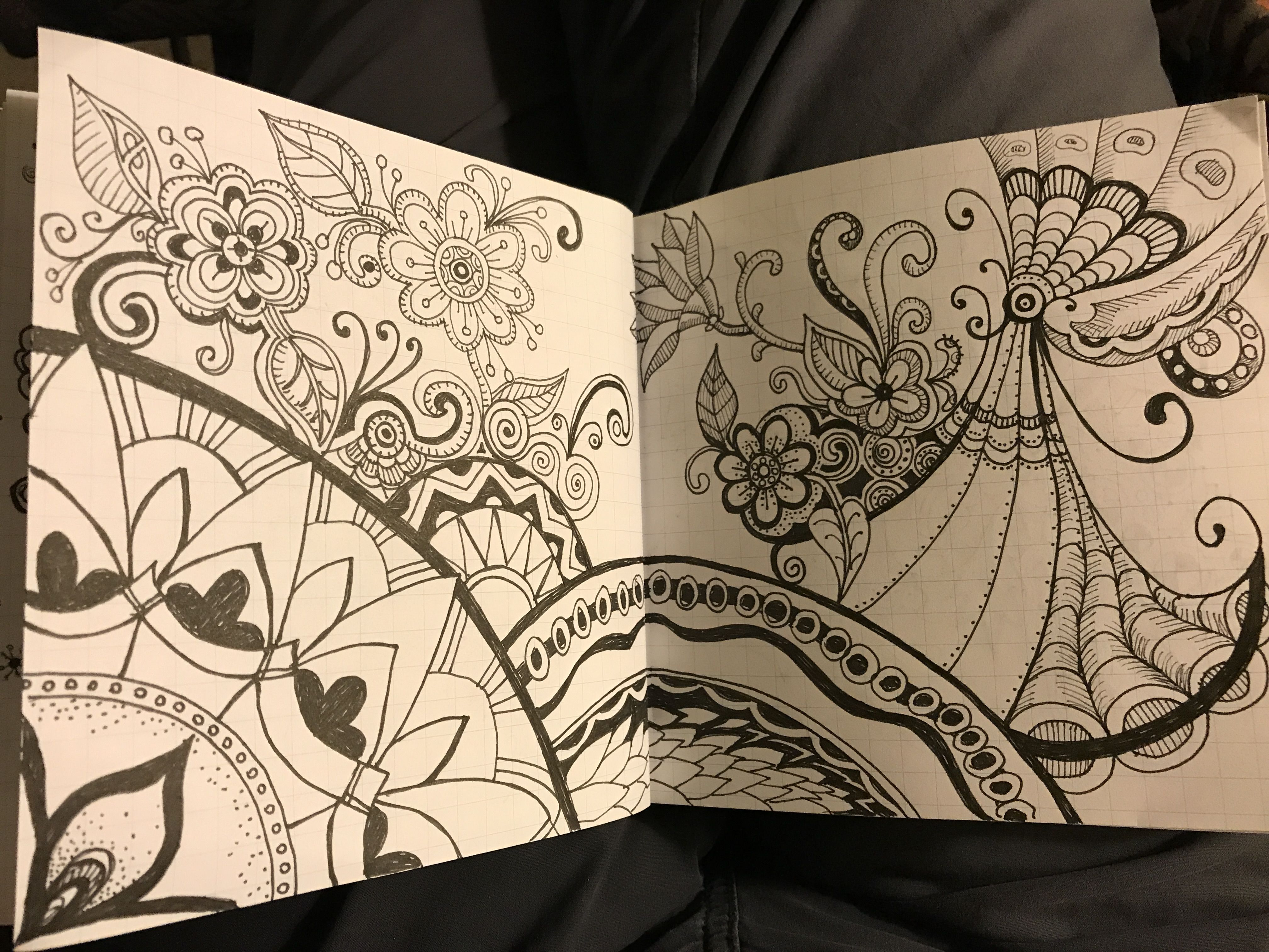 Pin de Kathleen Maturin en zentangle | Pinterest | Dibujo