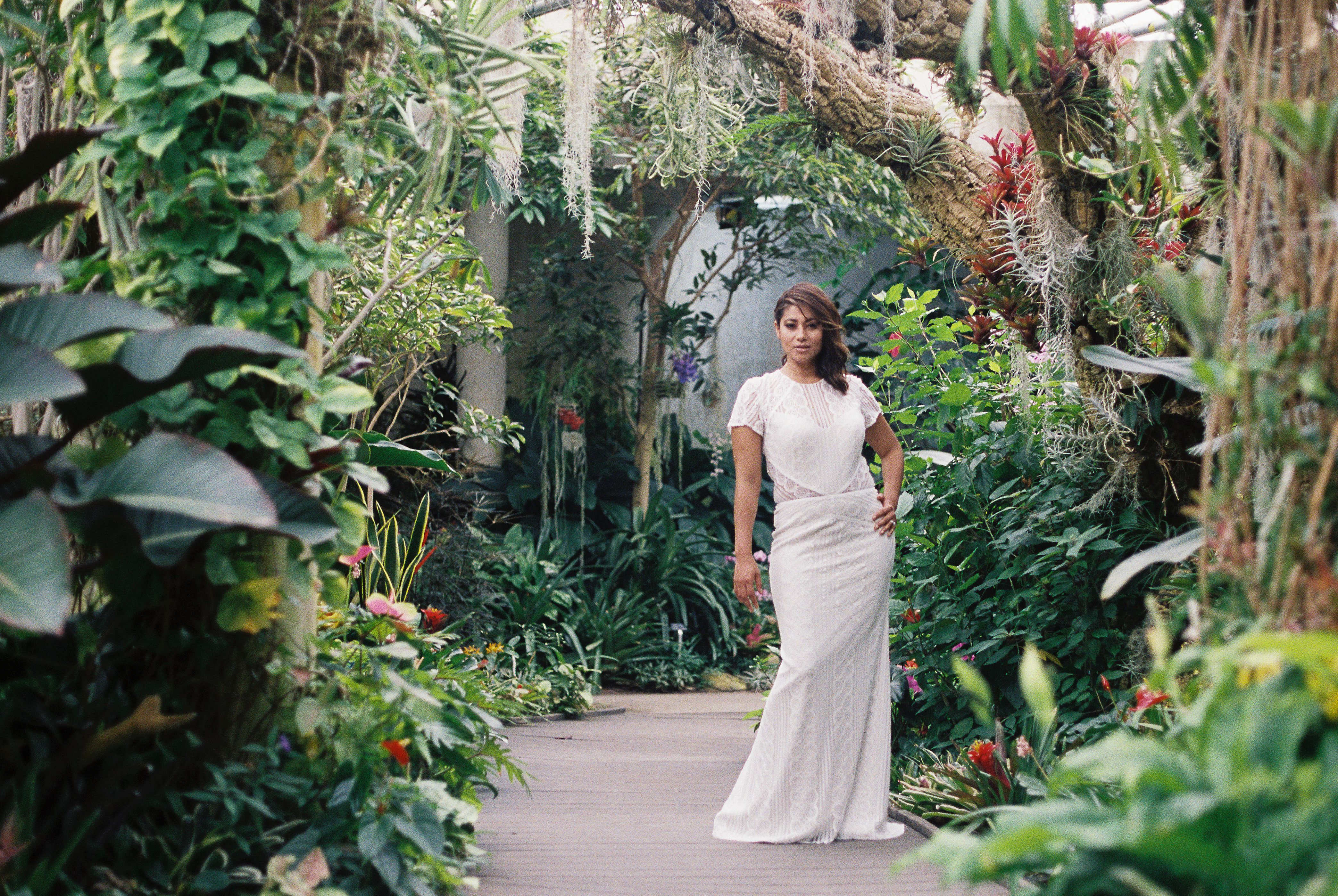 San Antonio Botanical Gardens Pk Photographs Dress Liv