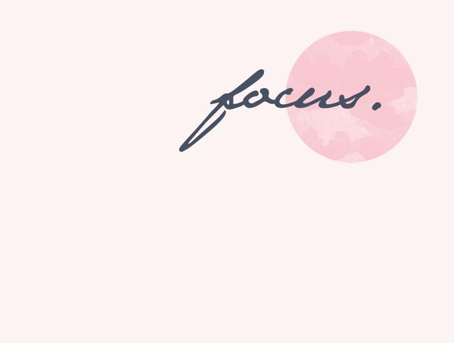Focus Desktop Wallpaper