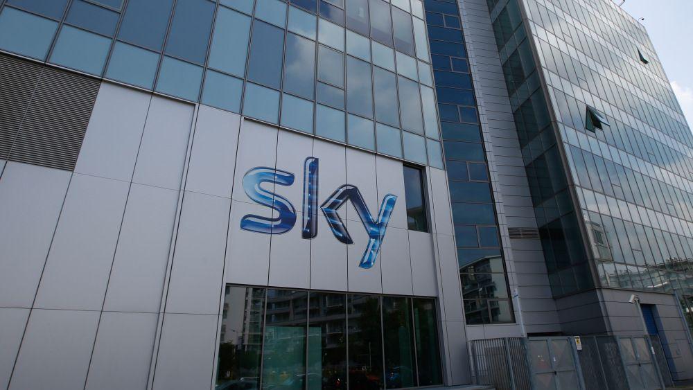 Comcast, Disney and Fox Shares Fall on News of Sky
