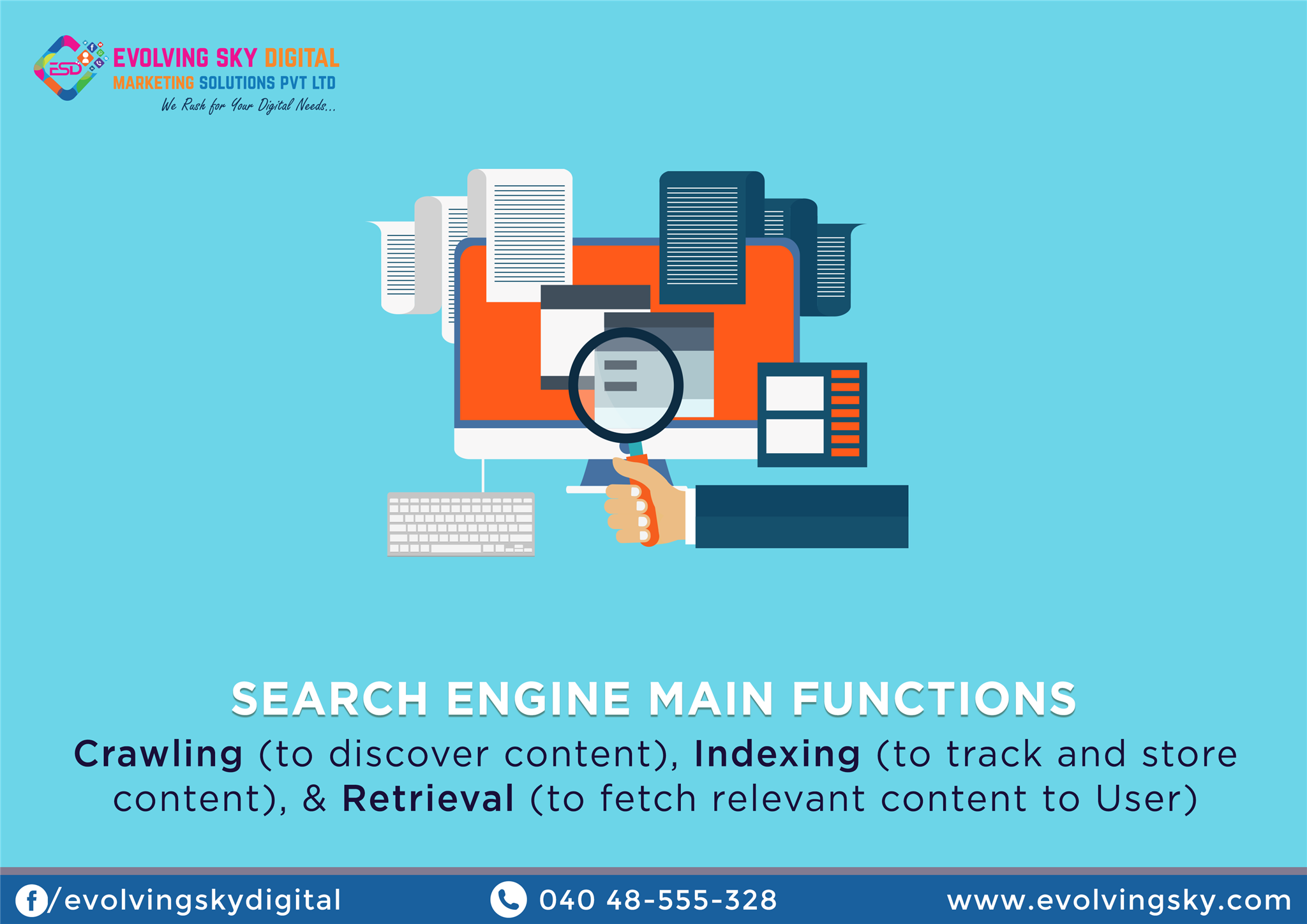 SearchEngine Functions Search Engine is a software