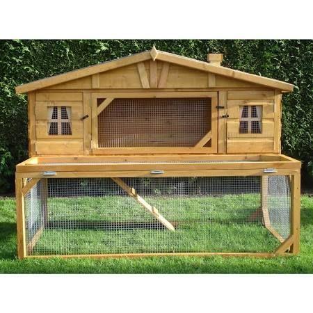 how to build a outdoor rabbit hutch - Google Search - How To Build A Outdoor Rabbit Hutch - Google Search Rabbits