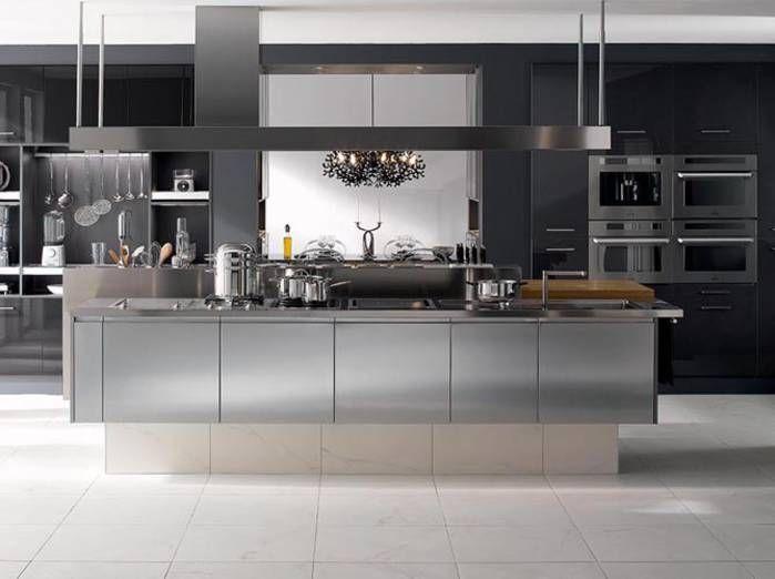 Stunning Cuisine Gris Perle Et Bois Ideas - Antoniogarcia.info ...