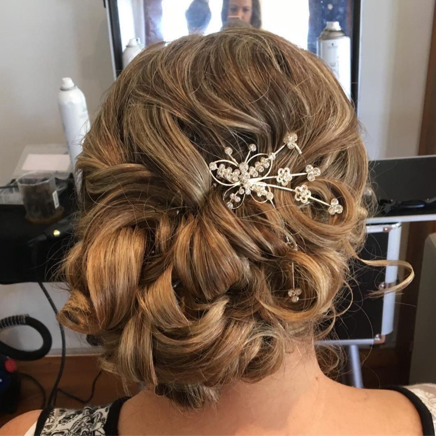 Ravishing Mother of the Bride Hairstyles in Maeghan