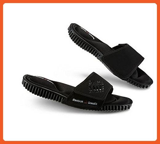 6cdd51ed0 Reebok W Crossfit Slide Black White 6 - Sandals for women ( Amazon  Partner-Link)