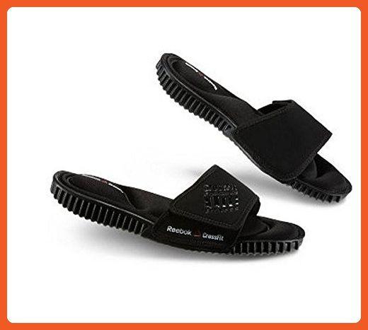 81329571338a Reebok W Crossfit Slide Black White 6 - Sandals for women ( Amazon  Partner-Link)