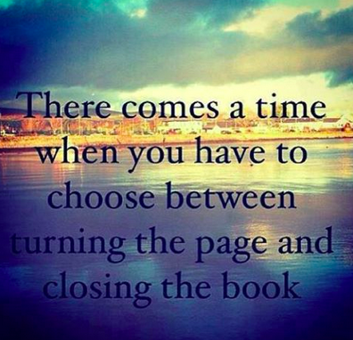 Turn The Page Quotes Classy Turn The Page Or Close The Book Fitspiration Fitness Quotes