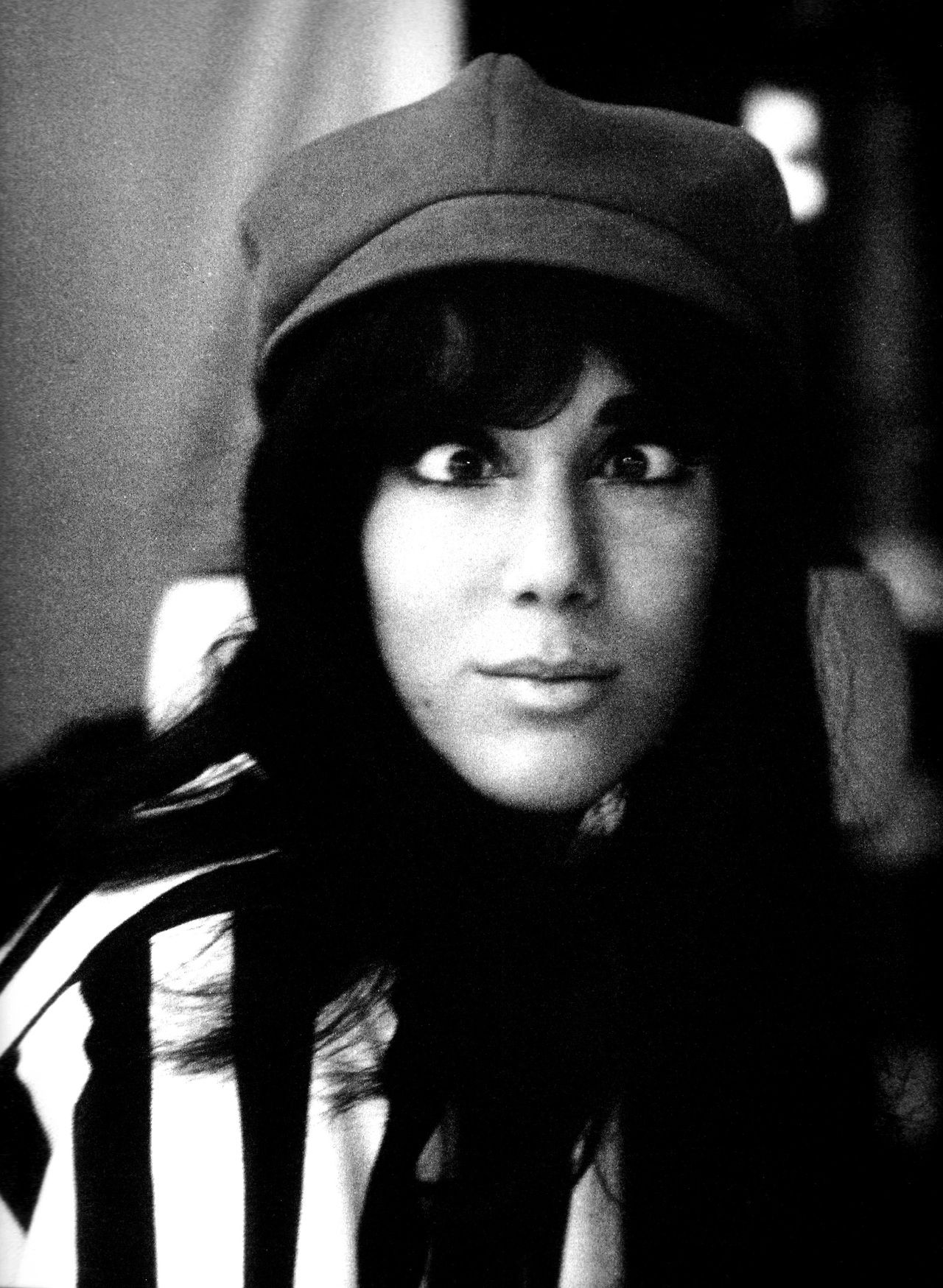 Cher — photo by Sammy Davis Jr.
