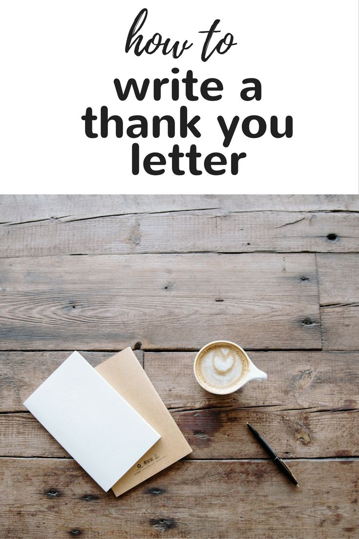 thank you letter for career advice