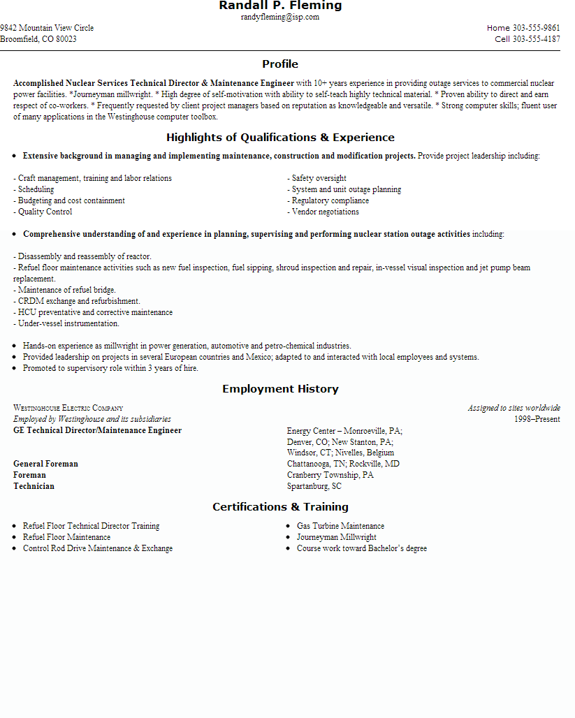 Resume templates building maintenance engineer building building maintenance engineer resume sample httpwwwresumecareerinfo building engineer resume yelopaper Gallery