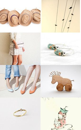 Gift Guide Tuesday by Efrat on Etsy