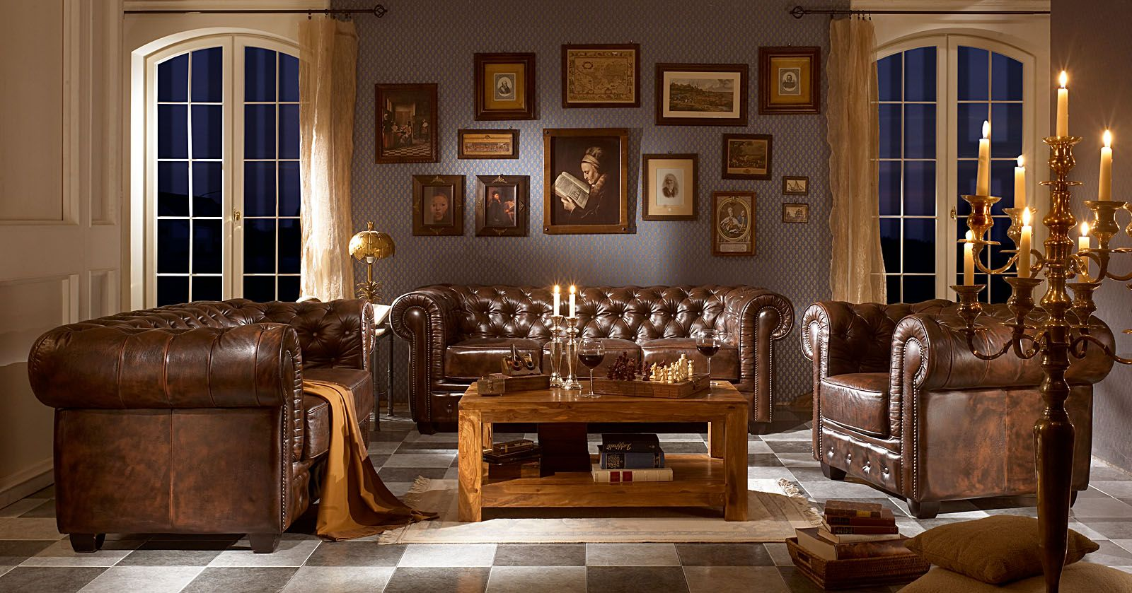 Wohnung Einrichten Online Chesterfield Salon. Cosy And Beautiful. I Want One Like This | Chesterfield Wohnzimmer, Wohnung, Wohnung Einrichten