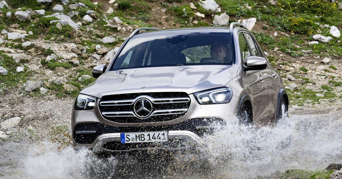 New 2019 Mercedes Benz Gle Gets Mild Hybrid Tech Seven Seats