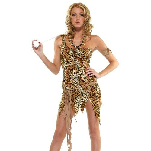 Caveman Outfit Ideas : Cavewoman costume halloween costumes pinterest