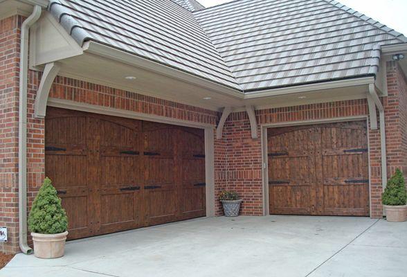 Residential Overhead Garage Doors Cheney Door Co Kansas Garage Doors Carriage Garage Doors Overhead Garage Door