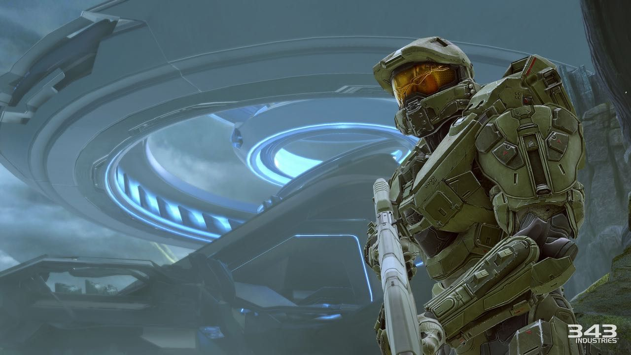 See New Campaign and Multiplayer Environments in Massive Halo 5 Screenshot Dump - http://www.entertainmentbuddha.com/see-new-campaign-and-multiplayer-environments-in-massive-halo-5-screenshot-dump/