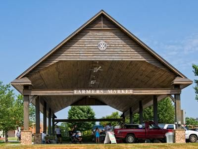 Wednesday is #marketday @ Kernersville Farmers Market in North Carolina 7am - noon  http://www.farmersmarketonline.com/fm/KernersvilleFarmersMarket.html
