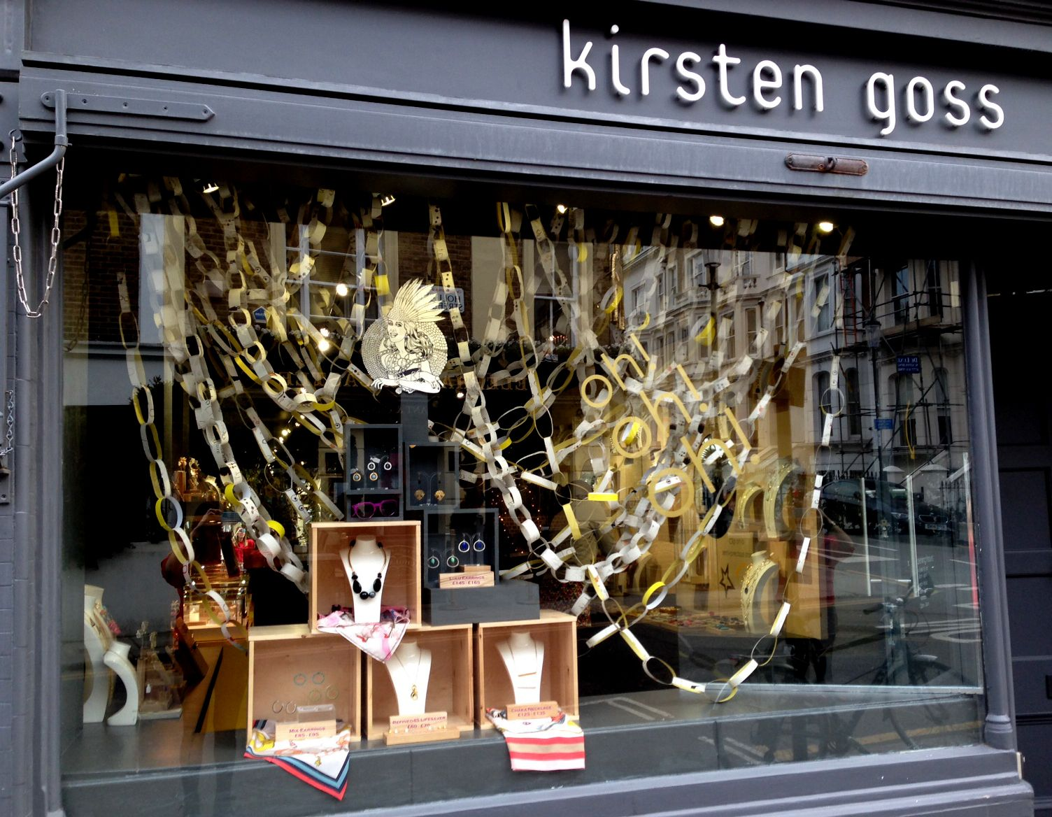 Image result for cool store window design style for Jewelry store window displays