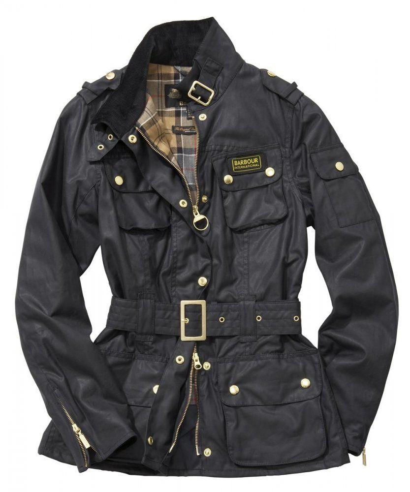 Barbour Summer Waxed International Jacket Navy Womens   Latest Barbour  jacket sale  6775b62f9cbb