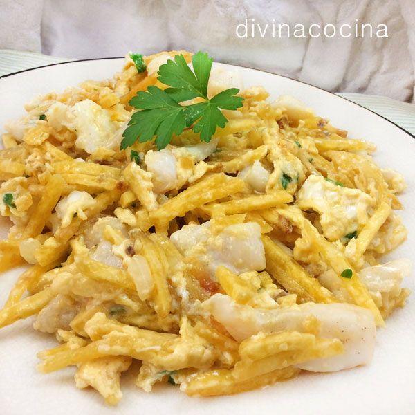 Receta de bacalao dorado | Recetas de bacalao, Cilantro y Bacalao