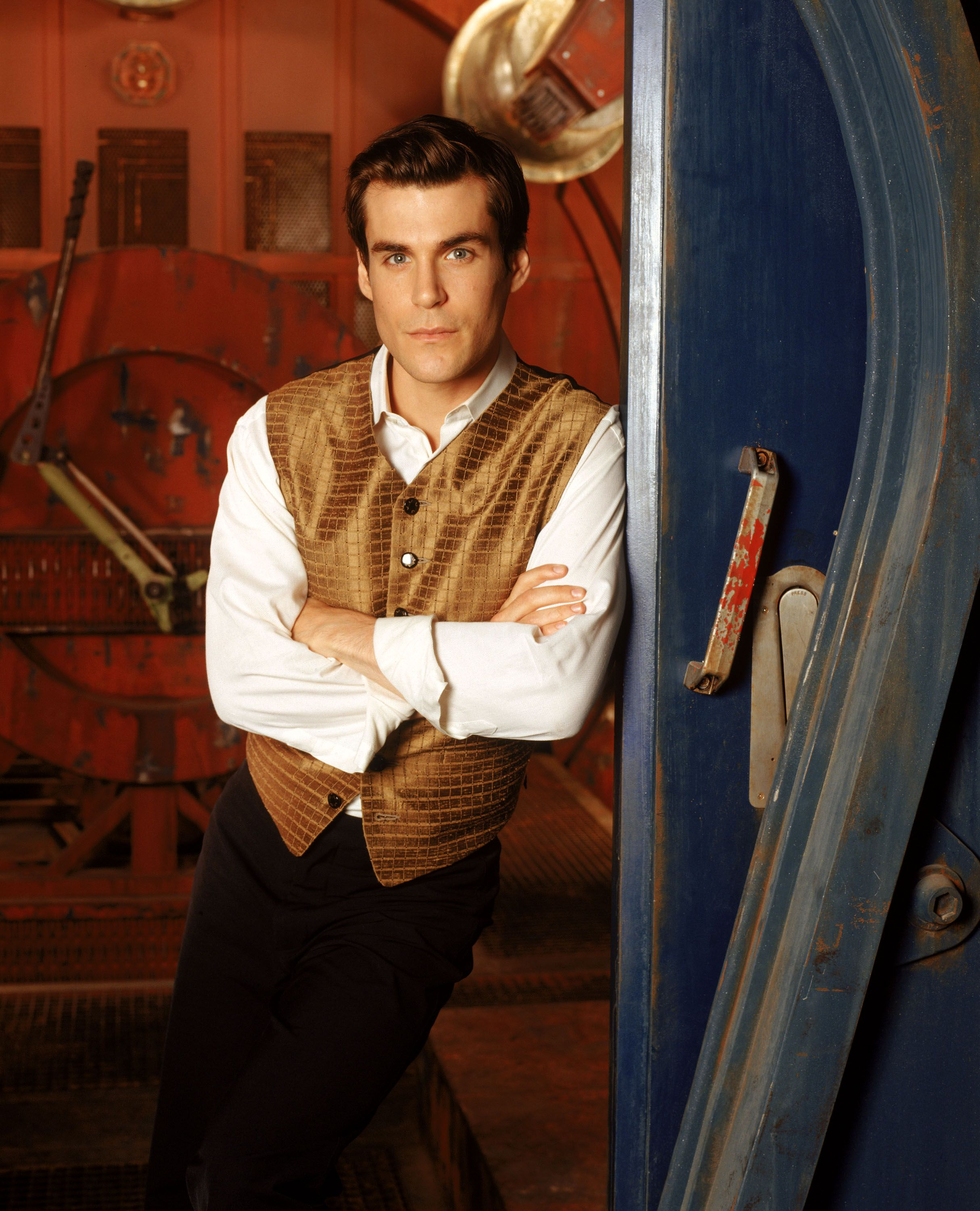 Firefly Sean Maher as