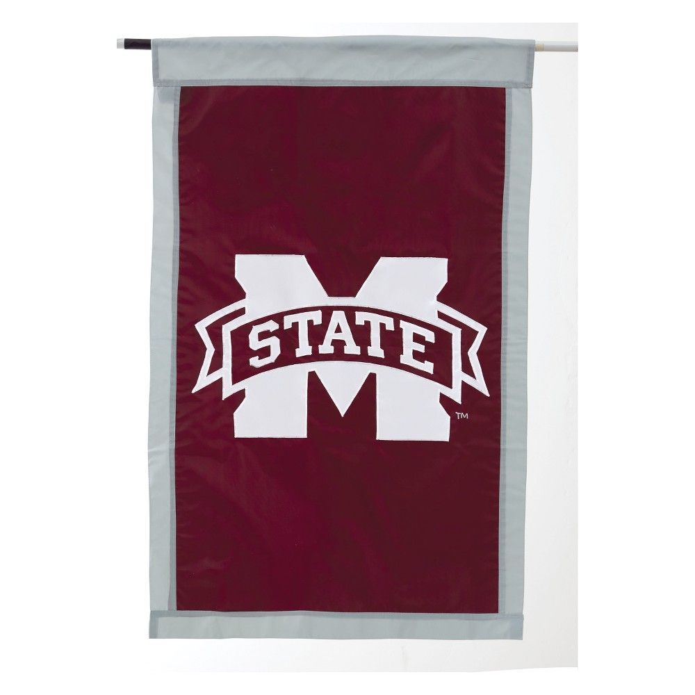 Show your team spirit outside your home! Our applique flags