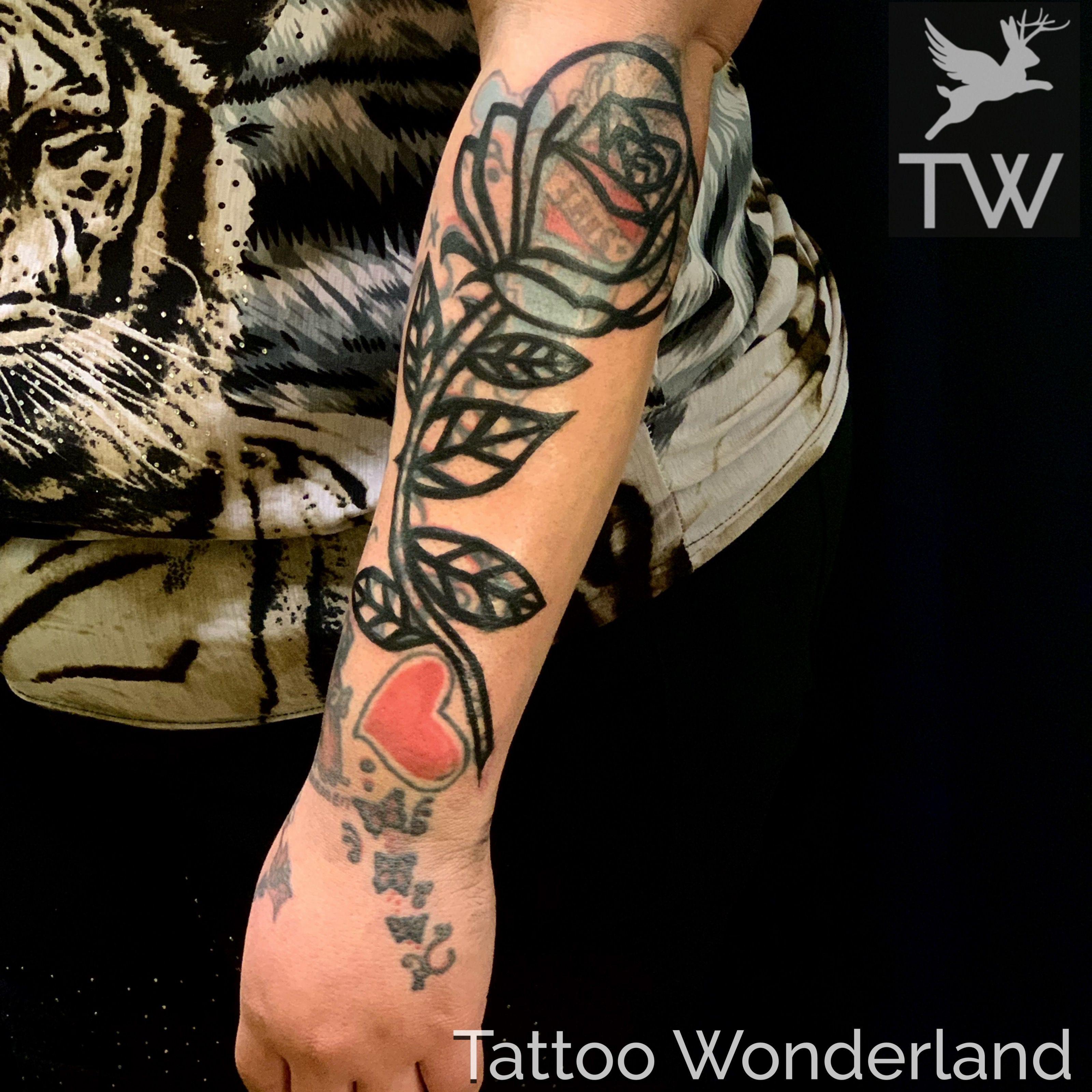 Blastovertattoo Sandydexterous Tattoowonderland