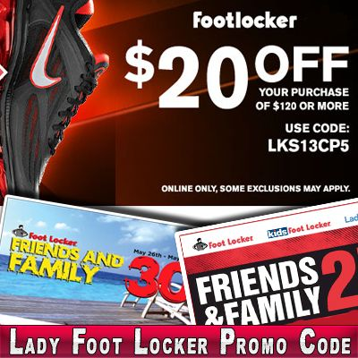 printable coupons for lady foot locker