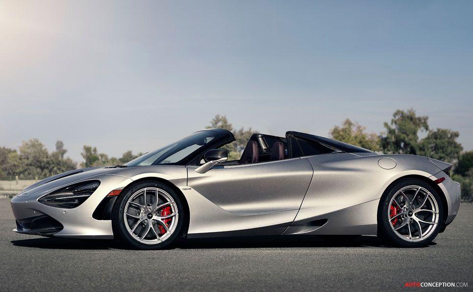 2019 McLaren 720S Spider Super cars, Mclaren, Amazing cars