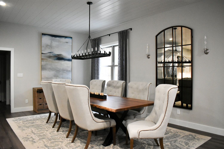 2019 Best Of Houzz Aubri Them Interiors Transitional Traditional Modern Ki Scandinavian Interior Kitchen Modern Kitchen Concrete Countertops Kitchen Diy