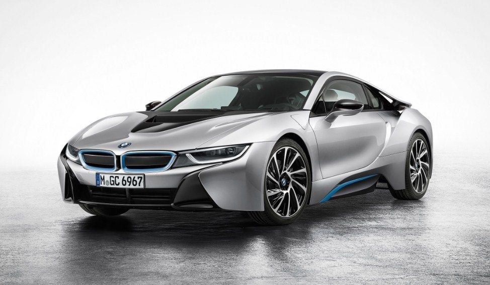 Bmw i8 price and release date
