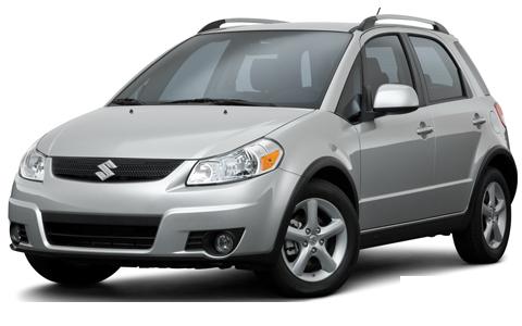 Suzuki Sx4 Crossover Suzuki Sx4 Awd