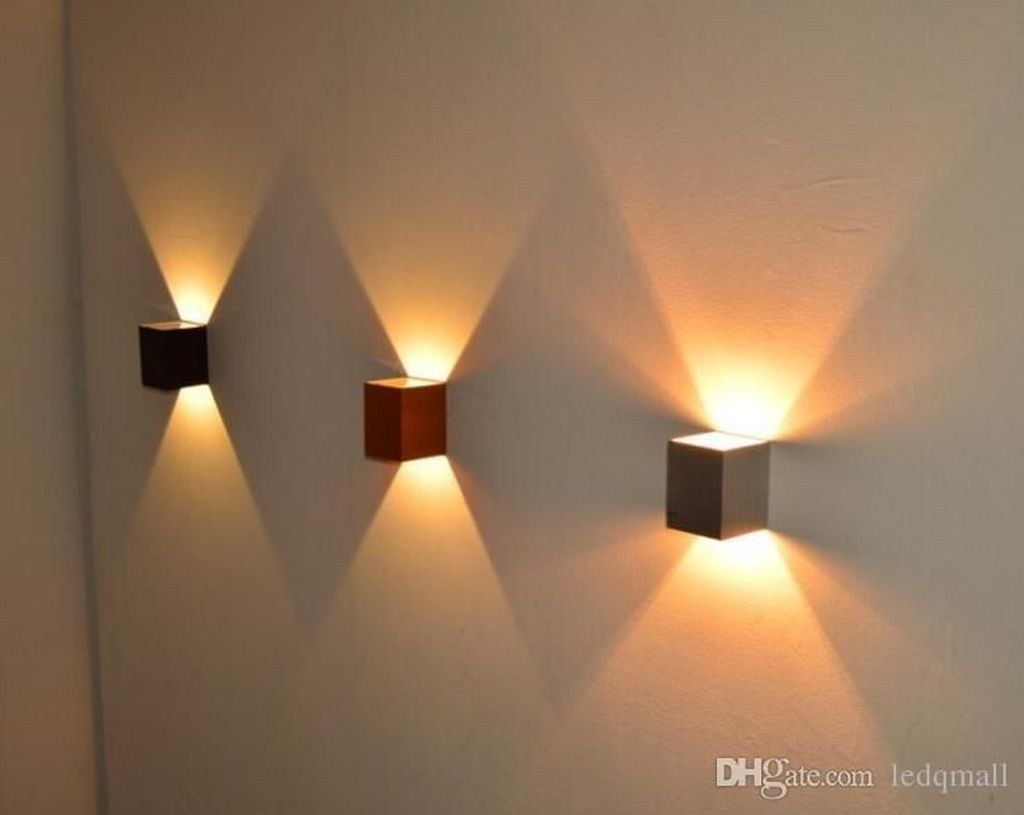 Simply Wall Led Lighting Designs Ideas 49 Low Ceiling Lighting Contemporary Wall Lights Wall Lamp Design