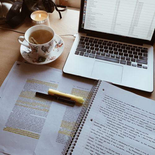 Immagine di study and motivation
