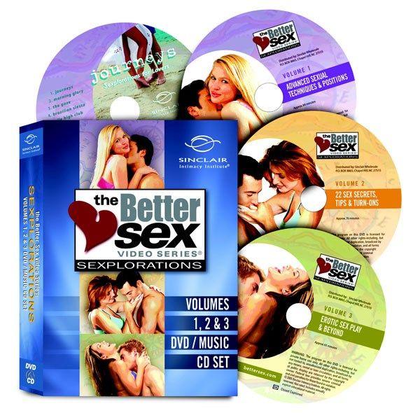 Exploring better sex video series