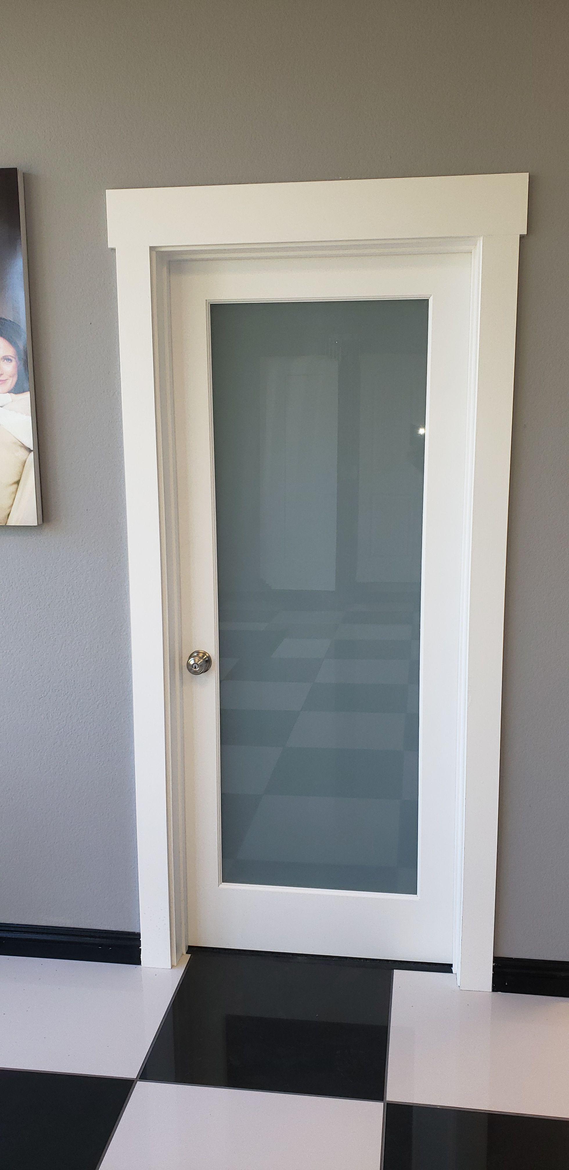 Glass Interior Doors In 2020 Interior Door Styles Glass Doors Interior Wood Doors