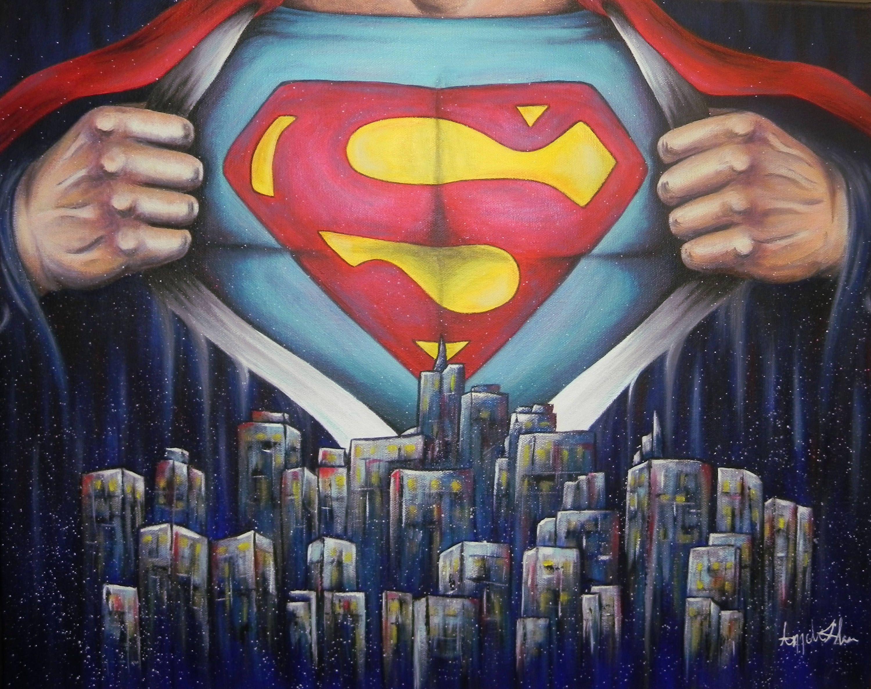 Voici ce que je viens d ajouter dans ma boutique etsy Superman