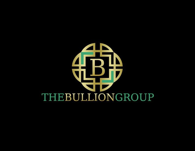Overarching Business Logo - The Bullion Group by ZDDesign