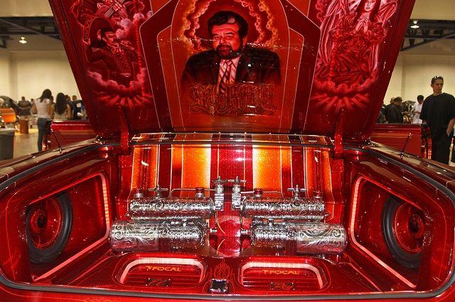 Eightnet Gallery Lowrider Magazine Las Vegas Super Show - Lowrider car show las vegas