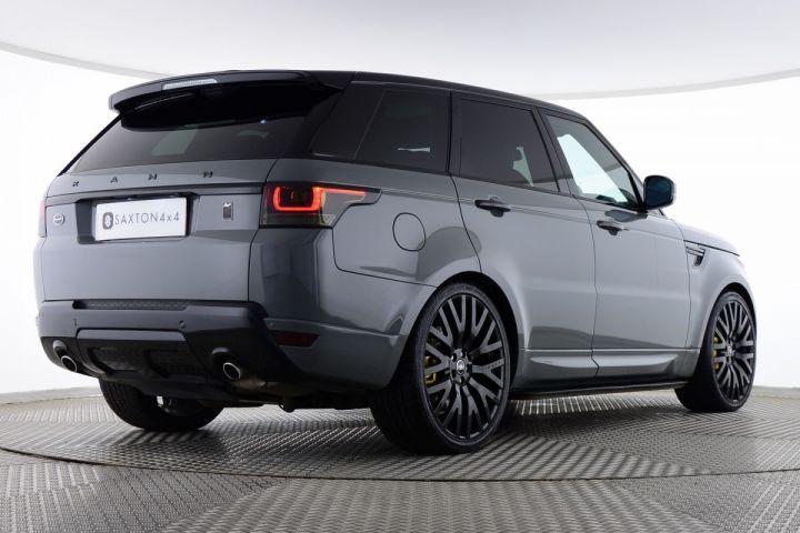 Used Land Rover Range Rover Sport Sdv6 Hse Project Kahn Black For Sale Essex Yg64ezl Saxton 4x4 Range Rover Sport Range Rover Used Range Rover