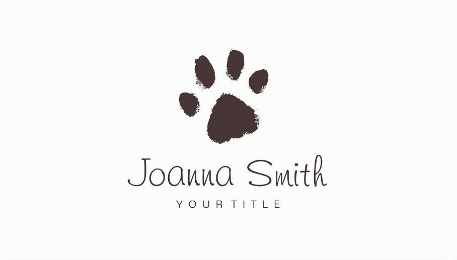 Pet Grooming Business Cards Veterinary Clinic Pet Sitting Dog Walking Pet Grooming Business Pet Sitting Business Dog Grooming Business